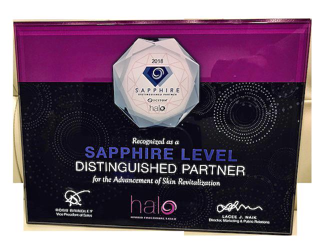 Halo Award